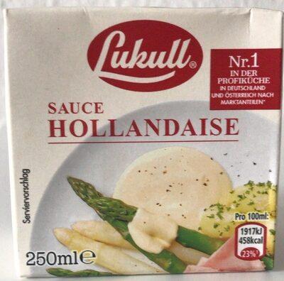Sauce Hollandaise - Produkt - de