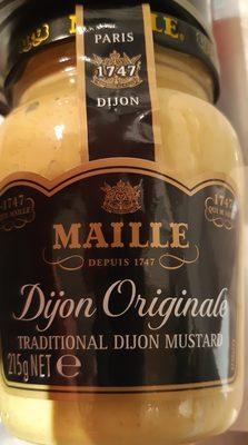Traditional Dijon mustard - 1