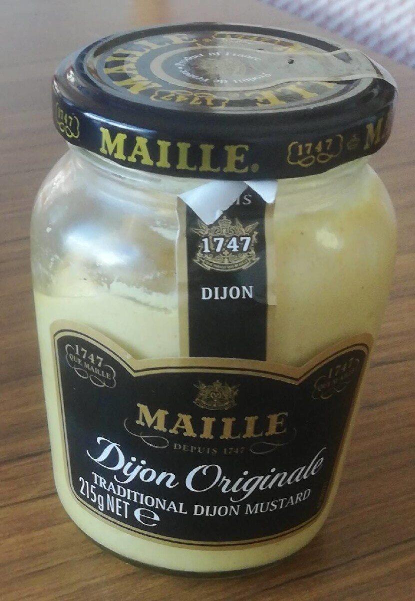 Traditional Dijon mustard - Product - en