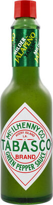 Tabasco Sauce Pimentée Jalapeno Vert 60ml - Prodotto - fr