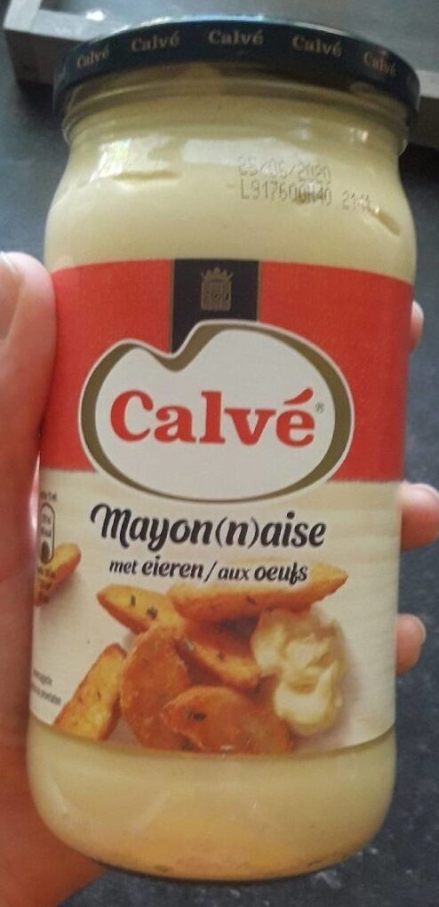 Mayon(n)aise aux oeufs - Product - fr