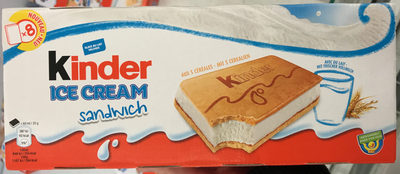 Ice Cream Sandwich - Produit