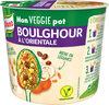 Mon Veggie Pot Boulghour à l'Orientale - Produit