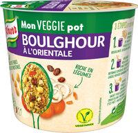 Mon Veggie Pot Boulghour à l'Orientale - Product - fr