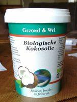 Biologische kokosolie - Product - nl