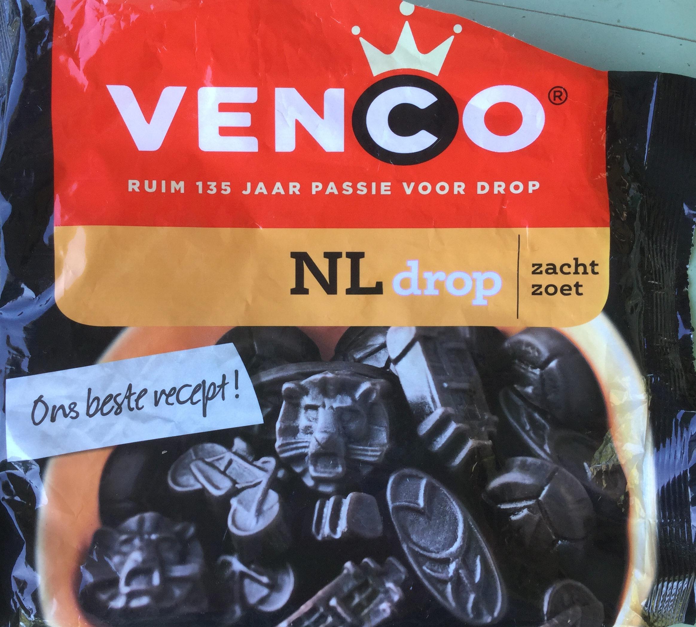 NL drop zacht zoet - Product