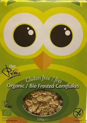 Rosies Gesüsste Cornflakes Glutenfrei Bio 200 g - Product