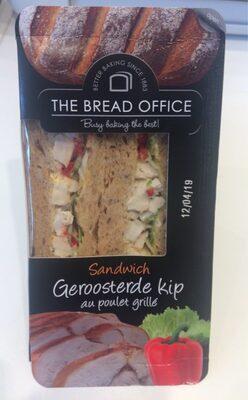 Sandwich au poulet grillé - Prodotto - fr