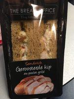 Sandwich au poulet grillé - Product - fr