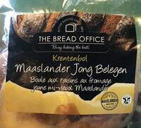 Krentenbol Maaslander Jong Belegen - Product - nl