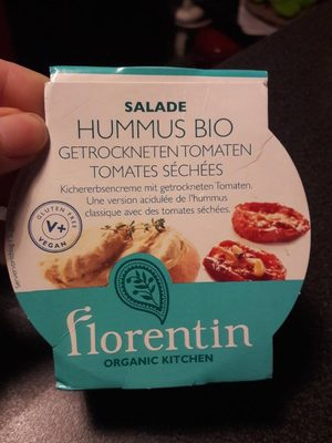 Hummus Tomate Séchée - Produit - fr