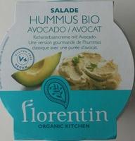 Salade Hummus Bio - Product - fr