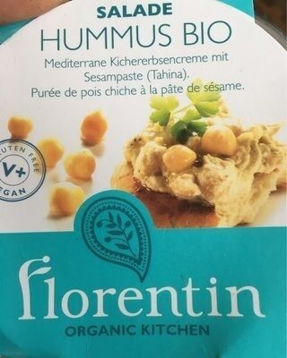 Houmous Libanais - Product - fr