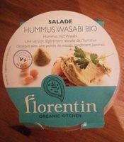 Hummus Wasabi Bio - Product - fr