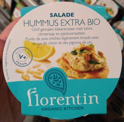 Hummus extra bio - Product - fr