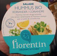 Hummus Coriandre - Product - fr
