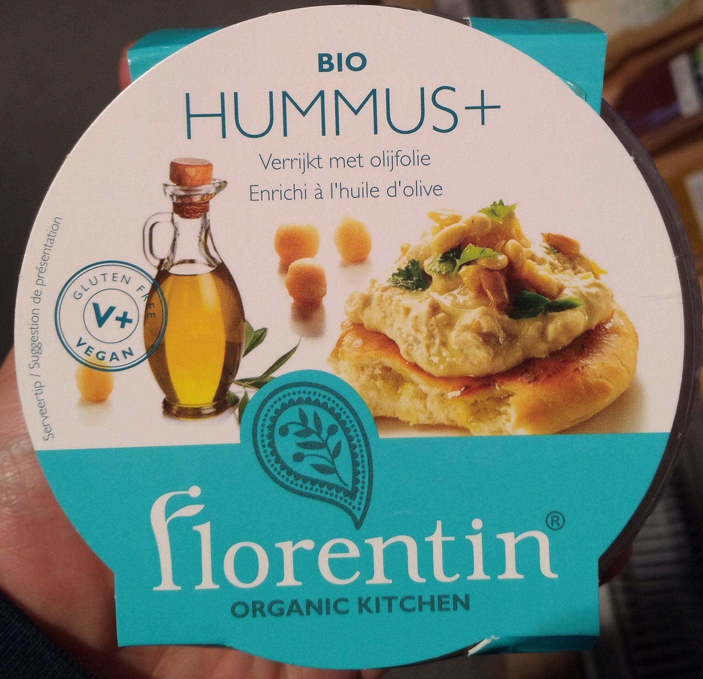 Hummus + - Product - fr