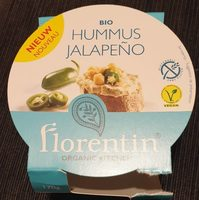 Hummus jalapeño - Produit - fr