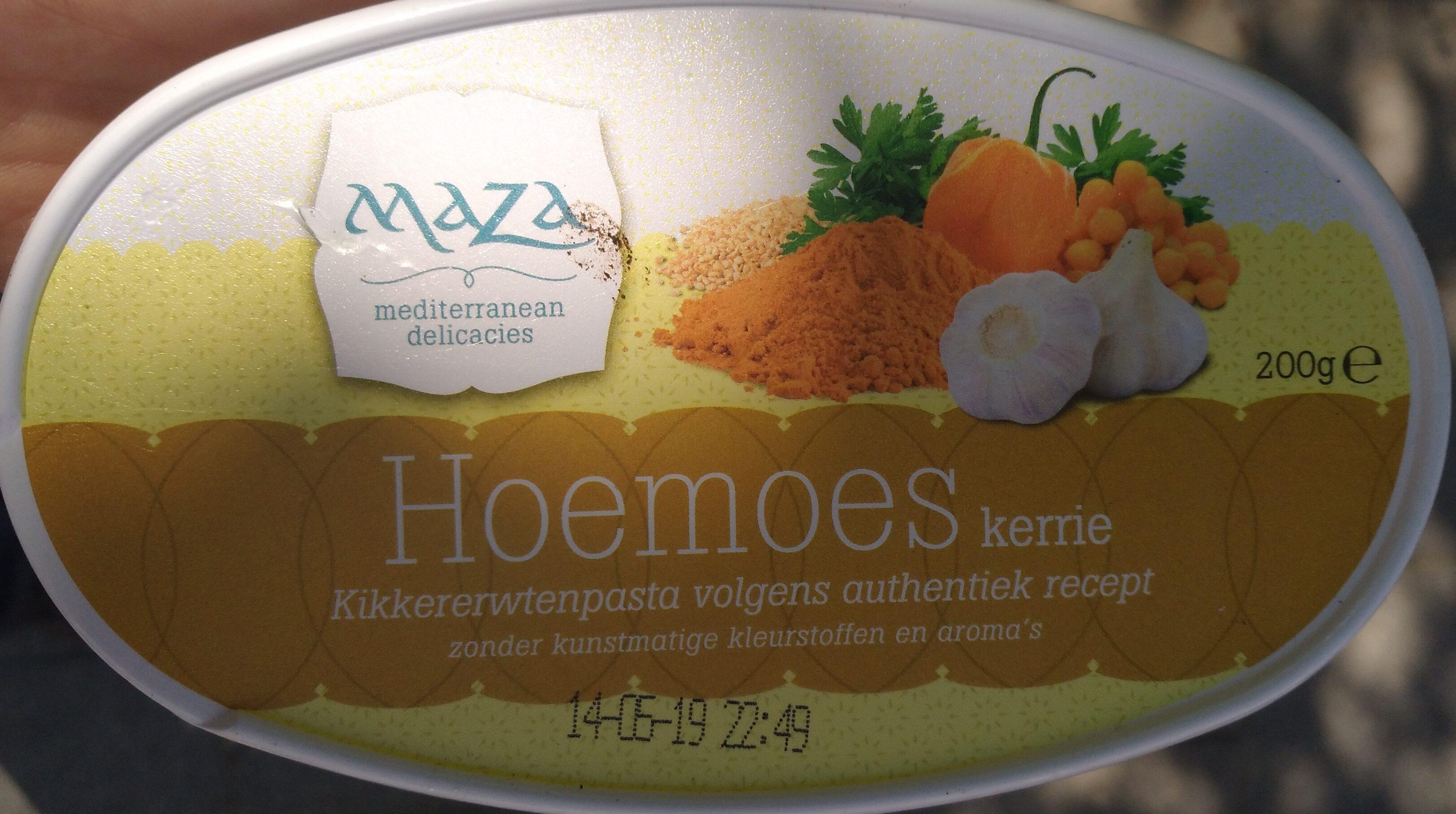 Hoemoes kerrie - Product