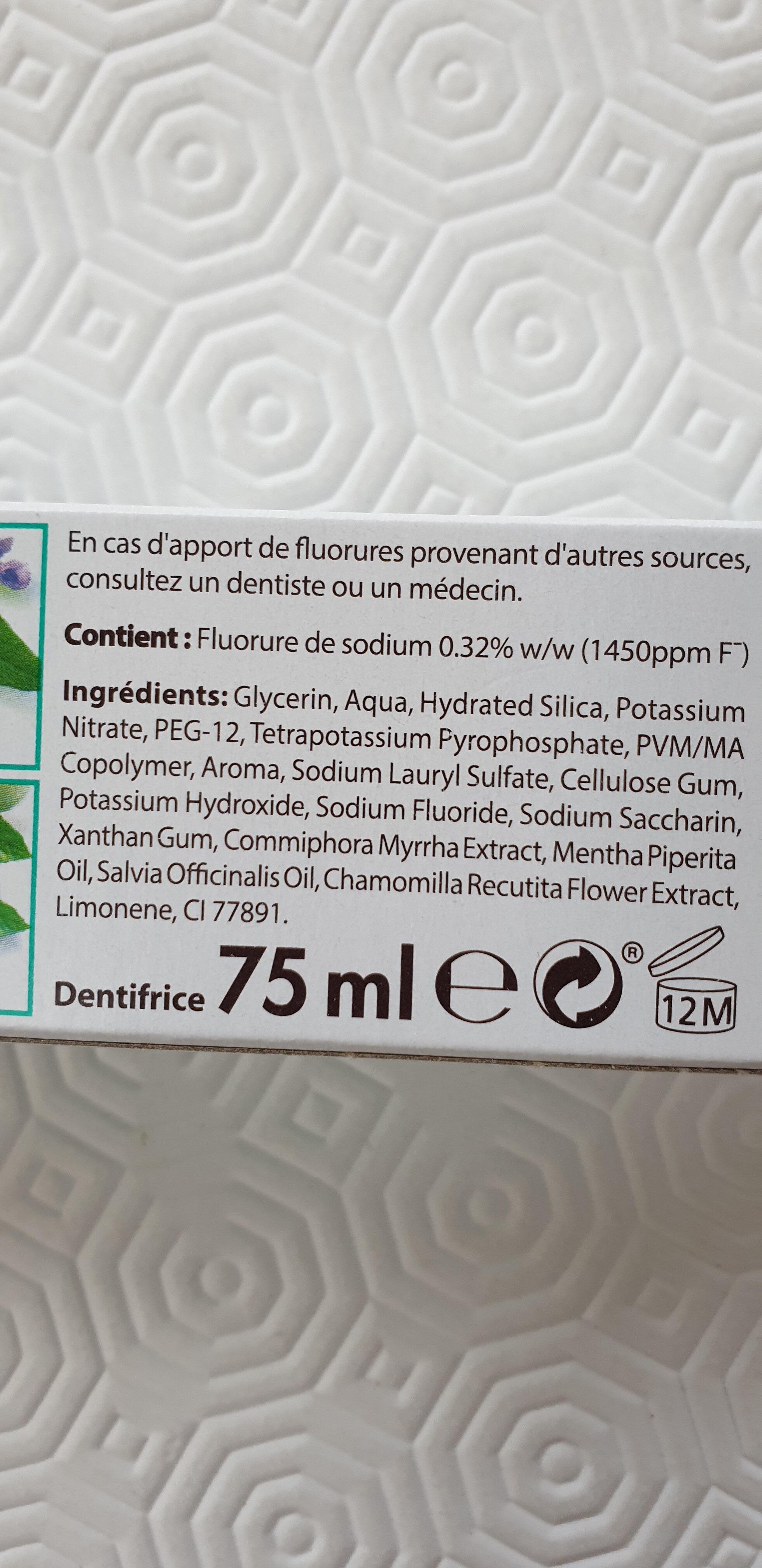 tonigencyl - Ingredients