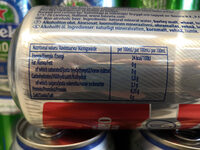 Bavaria alcohol-free beer 0.0% - Nutrition facts