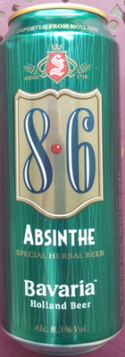 8.6 Absinthe - Product - fr