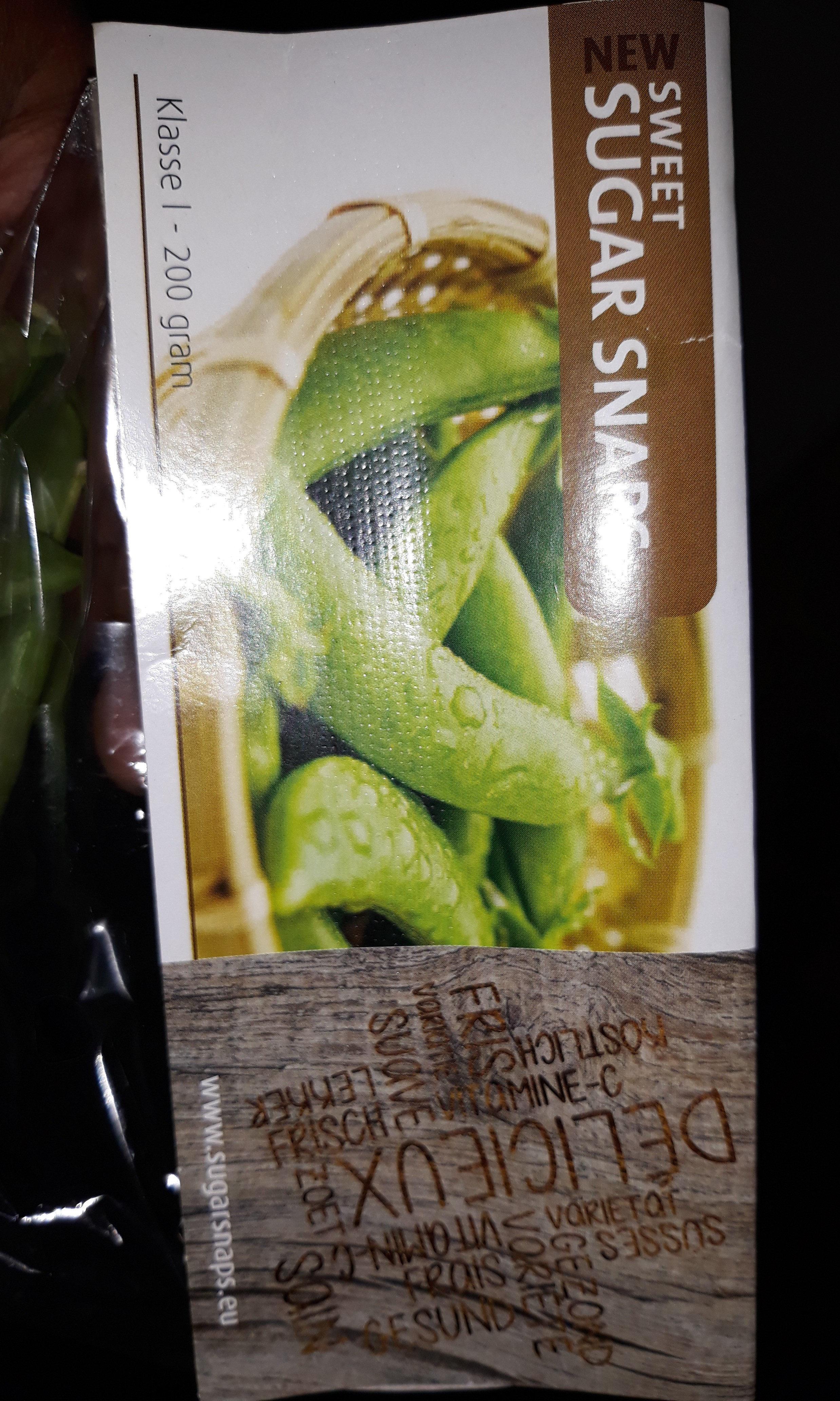 sweet sugar snap - Product - fr