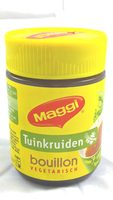Tuinkruiden bouillon vegetarisch - Product - nl
