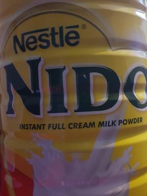 Instant Full Cream Milk Powder - Product - fr