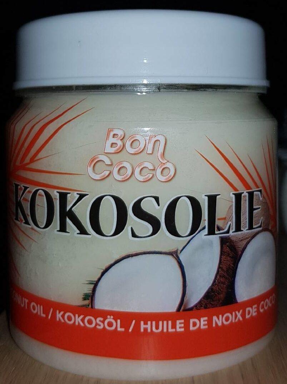 huile de noix de coco bon coco