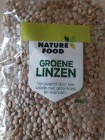 groene linzen - Product - fr