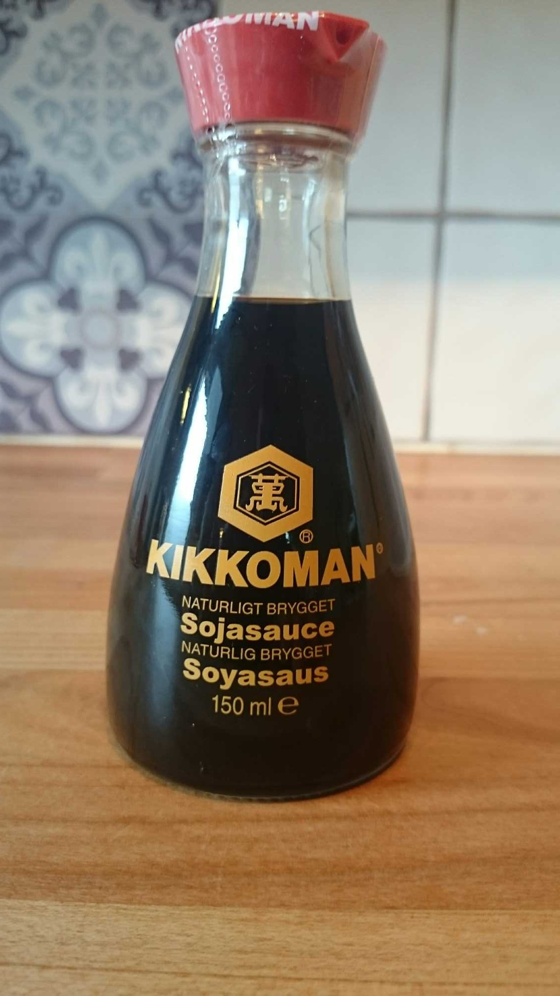 Soy Sauce - Product