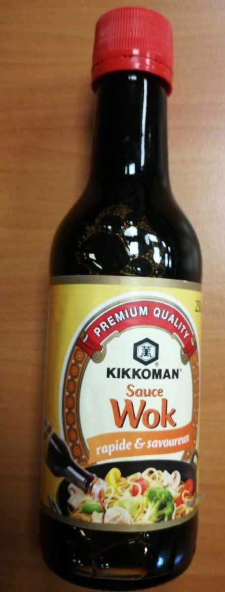 Sauce wok 250 ml - Produkt