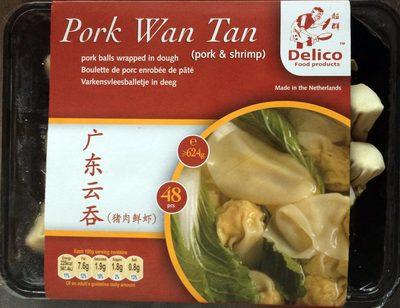 Pork Wan Tan - Product - en
