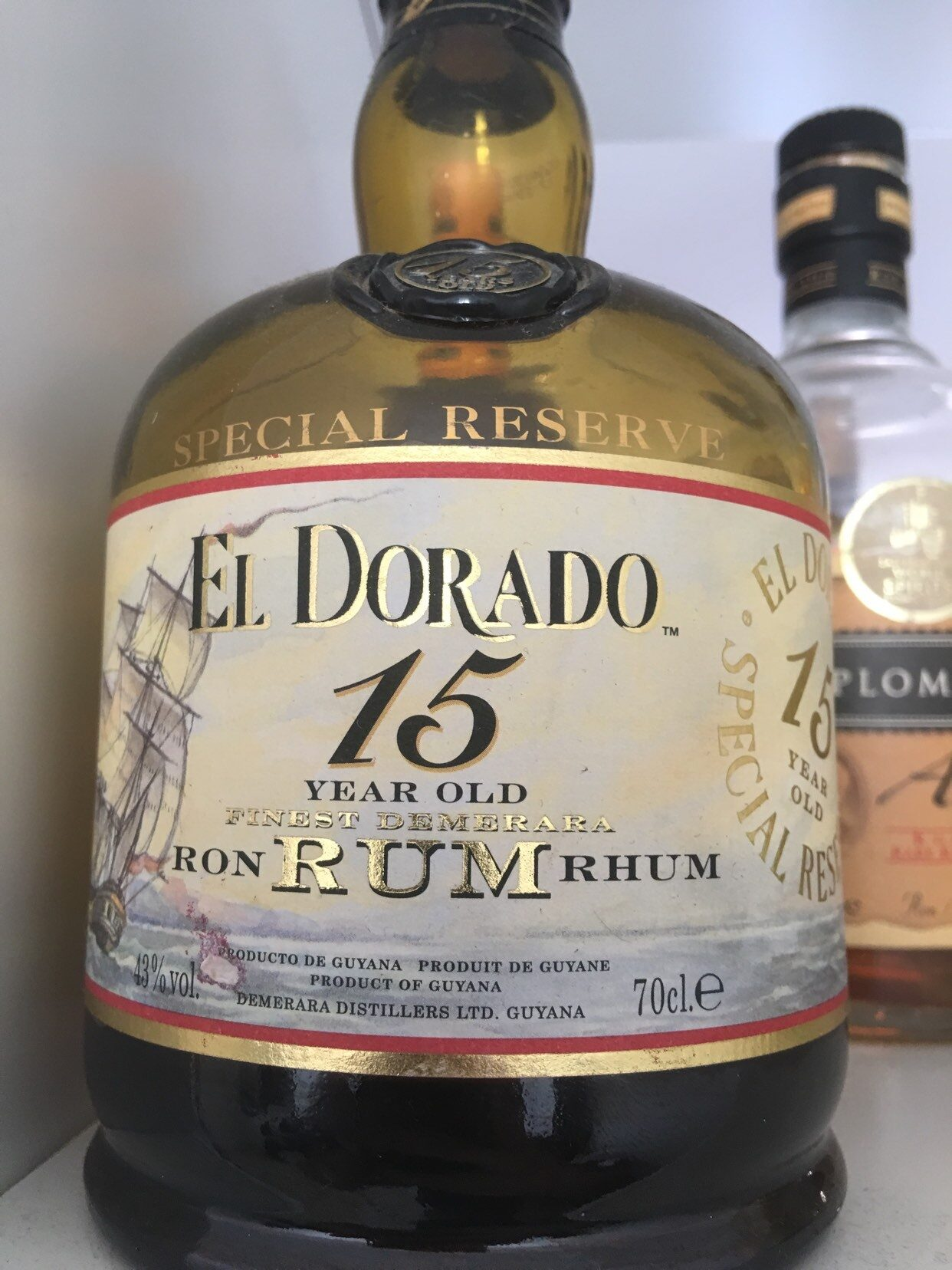 15 year old rum - Prodotto - fr