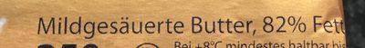 Beste butter - Ingrédients - fr