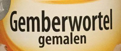 Gemberwortel - Ingrediënten - nl