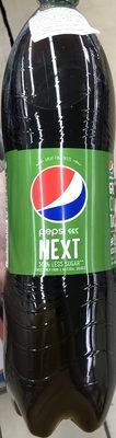 Pepsi Next - Produit