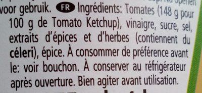 Ibuprofen - Ingredients - fr