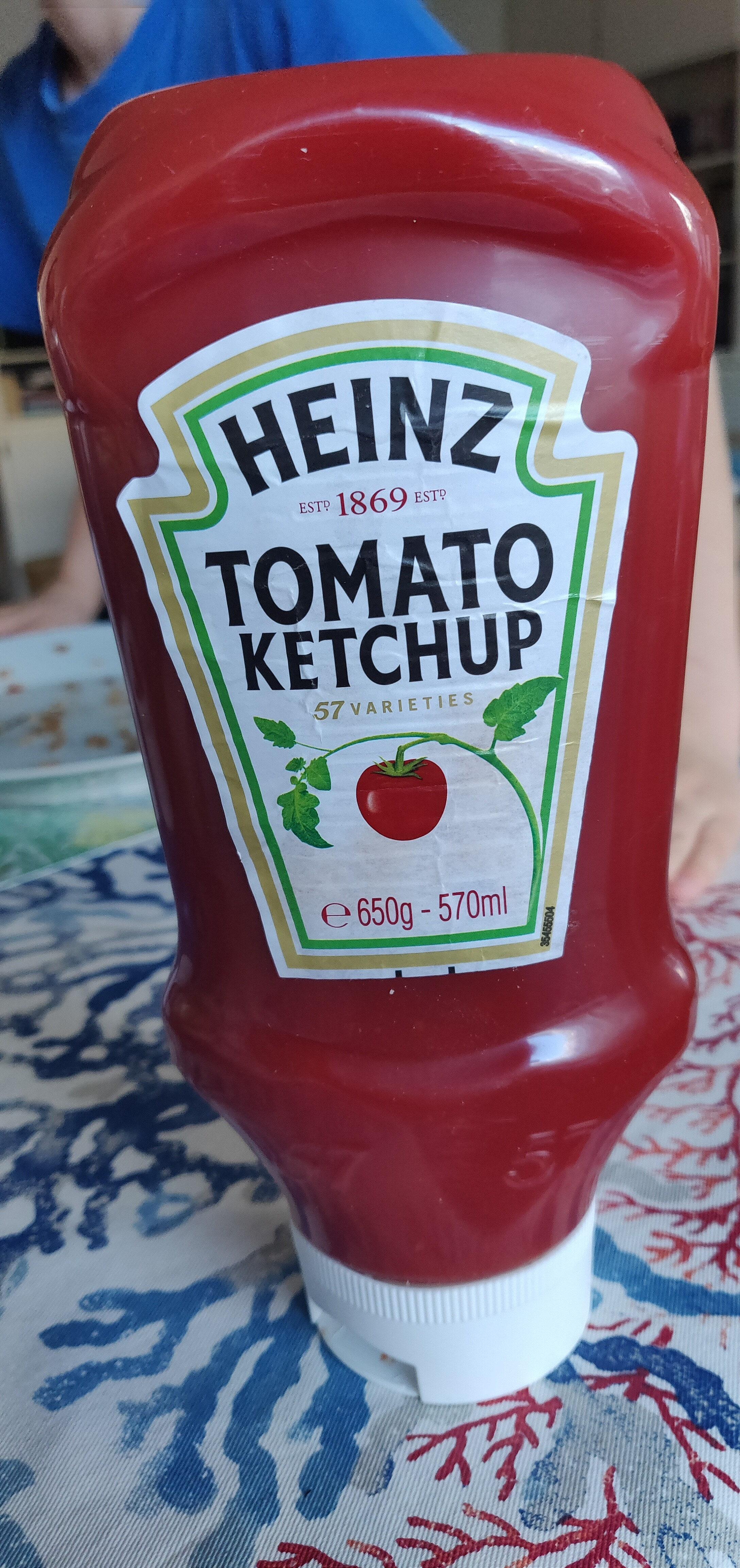 Tomato ketchup - Produkt - fr