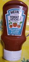 Tomato ketchup sans sucres ni sel ajoutés - Producto - fr