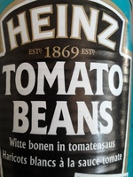 heinz tomato beans - Produit - fr