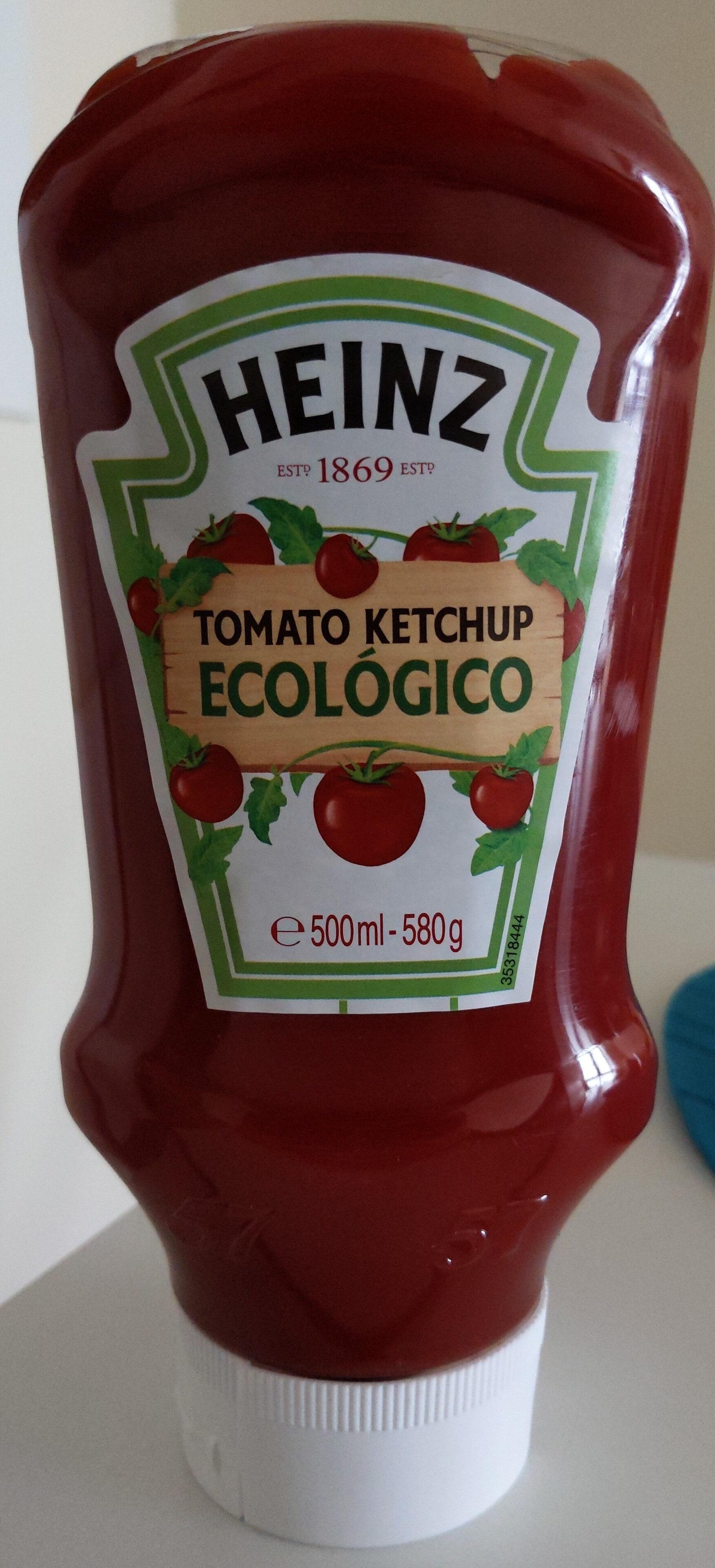 Tomato Ketchup BIO - Producto - es