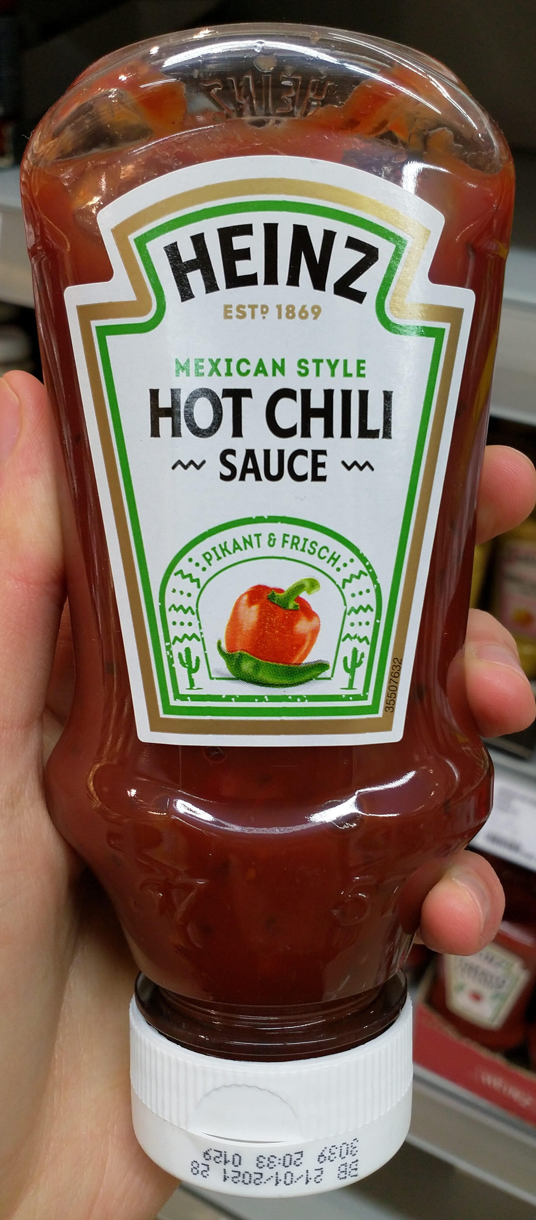 Hot chili - Product - de
