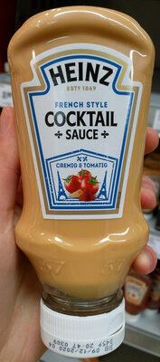 Heinz Sauce Cocktail - Prodotto - fr