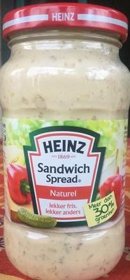 Sandwich Spread naturel - Product