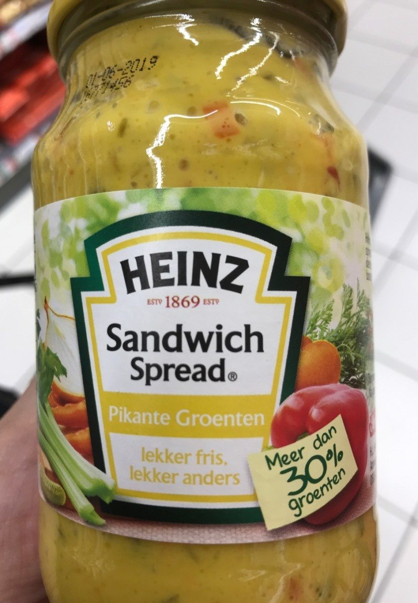 Sandwich spread - Product