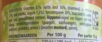 Sandwich spread tomaat lente-ui - Ingrediënten - nl
