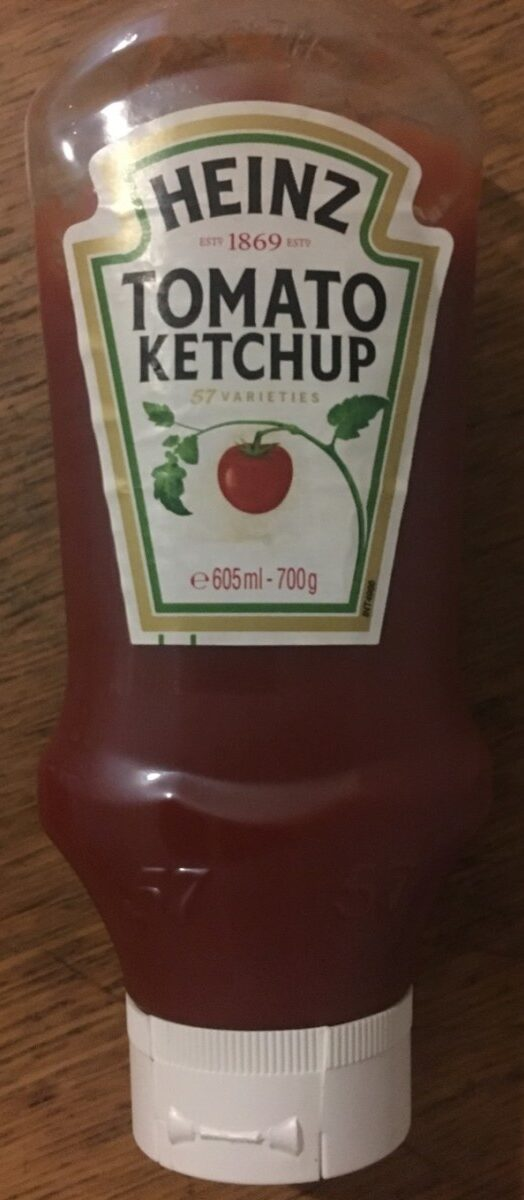 Heinz Ketchup - Product - fr
