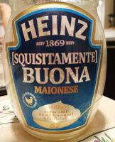 Heinz Mayonnaise Vasetto ML. 480 - Produit - en
